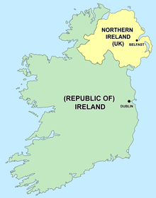 Map Of Ireland 26 Counties.Will Brexit Unify Ireland Global Mysteries